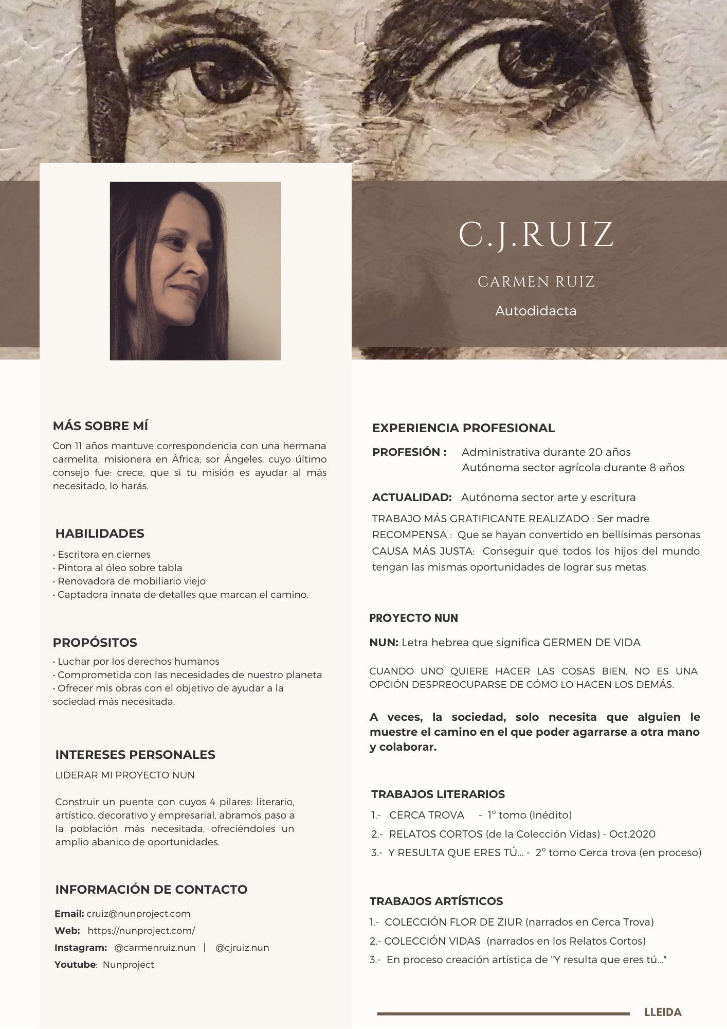 NUNPROJECT   C.J.RUIZ